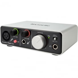 iTrack Solo Audio Interface
