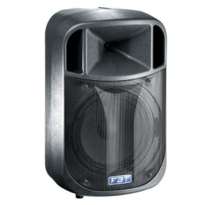 J 12A Processed Active PA speaker 350W+ 100W RMS