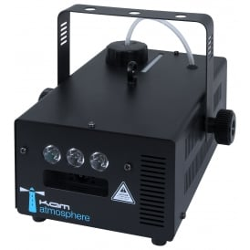 Kam KSM1100 V2 900watt smoke machine wireless remote and led light effect