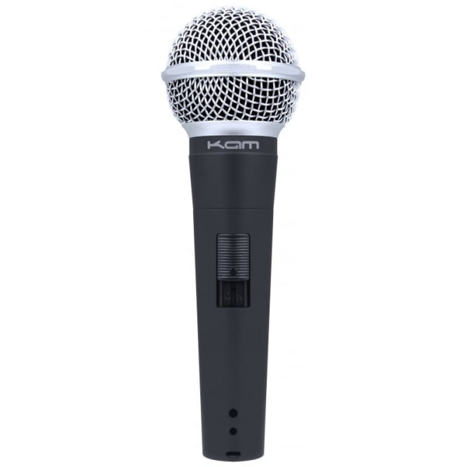 Kam KDM580 V3 Professional Wired Vocal Microphone