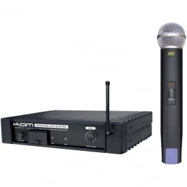 Kwm 1935 Uhf Wireless Single Mic System