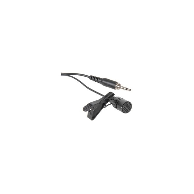 Chord LAVALIER TIE-CLIP MICROPHONES FOR WIRELESS SYSTEMS