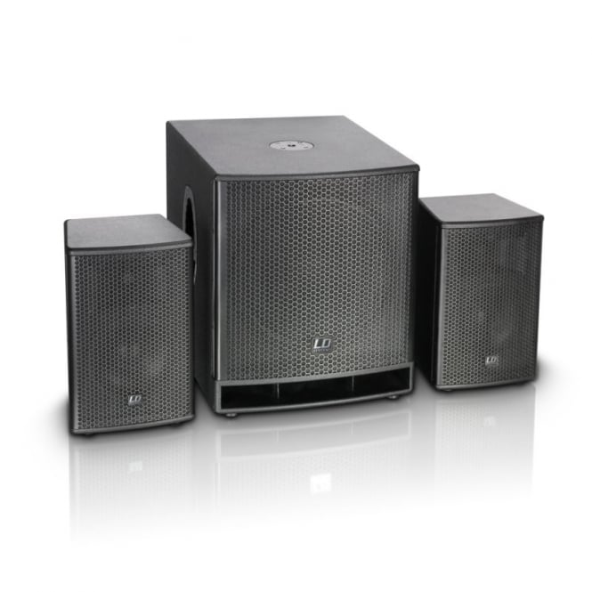 ld systems ld systems dave 15 g3 sound from phase one uk. Black Bedroom Furniture Sets. Home Design Ideas