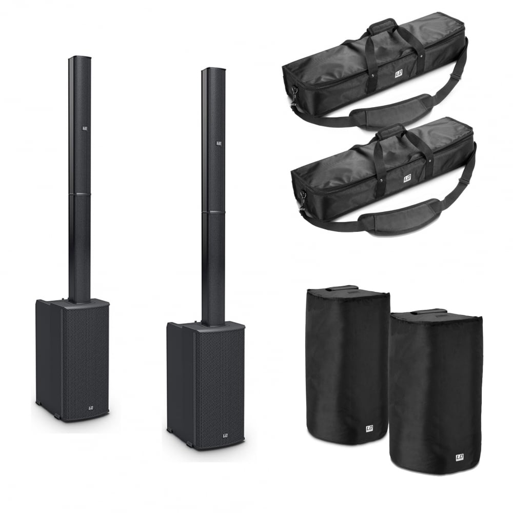 Ld Systems Ld Systems Maui 11 G2 Portable Column Pa System With