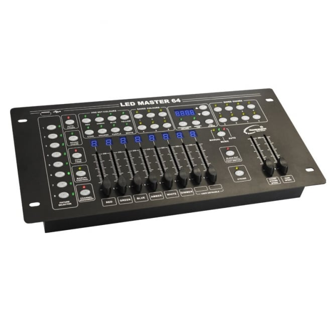 Transcension LED Master 64 Controller easy dmx controller