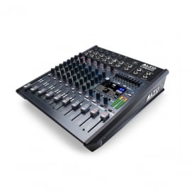 Live 802 PROFESSIONAL 8-CHANNEL/2-BUS MIXER