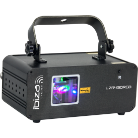 LRZ430RGB RED-GREEN-BLUE GRAPHIC LASER 430MW