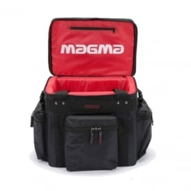 Magma 60 LP Record Bag Black/Red