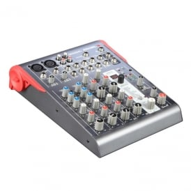 Mi10 compact 10 channel mixing desk with FX