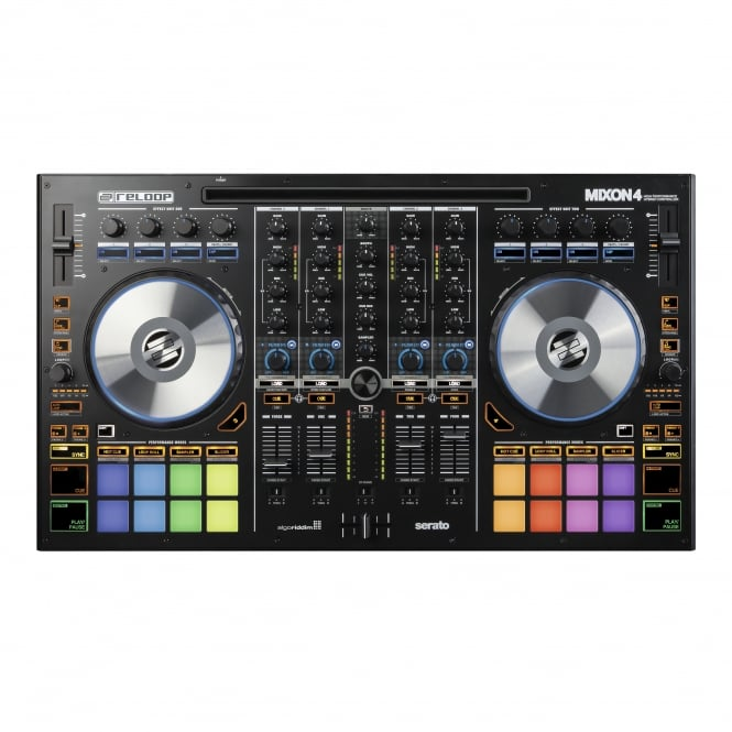Reloop MIXON 4 Hybrid Technology for djay PRO & Serato DJ