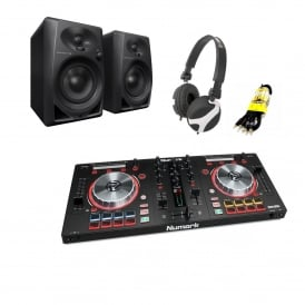 Mixtrack Pro 3 DJ Starter Kit Bundle