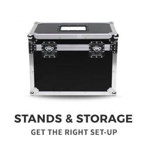 Stands & Storage