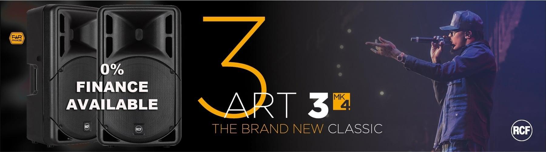 RCF ART3 MK4