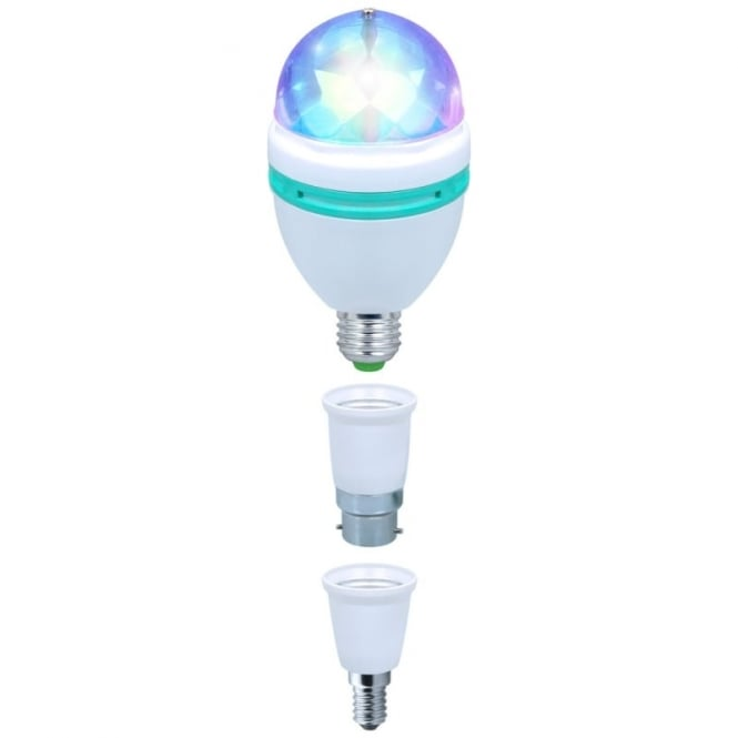 Kam Moonbulb LED Disco Bulb