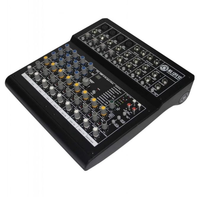 Topp Pro MX.12FX V2 Professional 12 channel mixing console