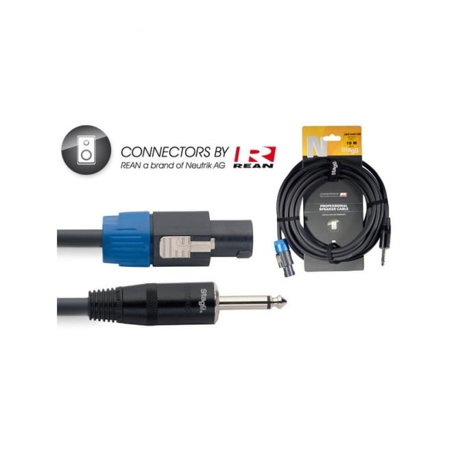 Stagg N-Series Professional Speaker Cable 3m