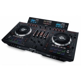 NS7III 4-Channel Motorized DJ Controller & Mixer w/Screens