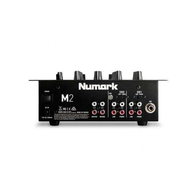 M2 2-Channel Scratch Mixer