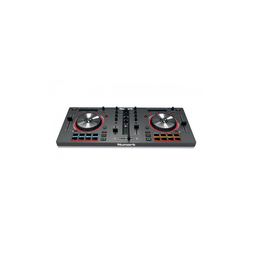 Mixtrack 3 All-in-one Controller Solution for Virtual DJ