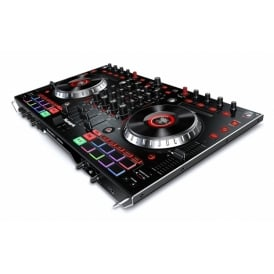 Numark NS6II MK2 Digital DJ Controller with Serato DJ Full Software
