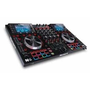 NVII Intelligent Dual-Display controller for Serato DJ