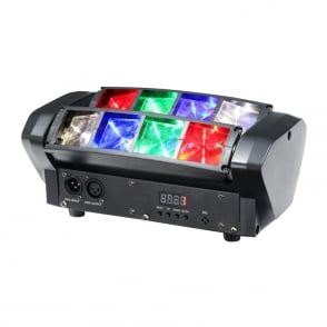 Onyx LED DMX RGB sweeping Beam Effect
