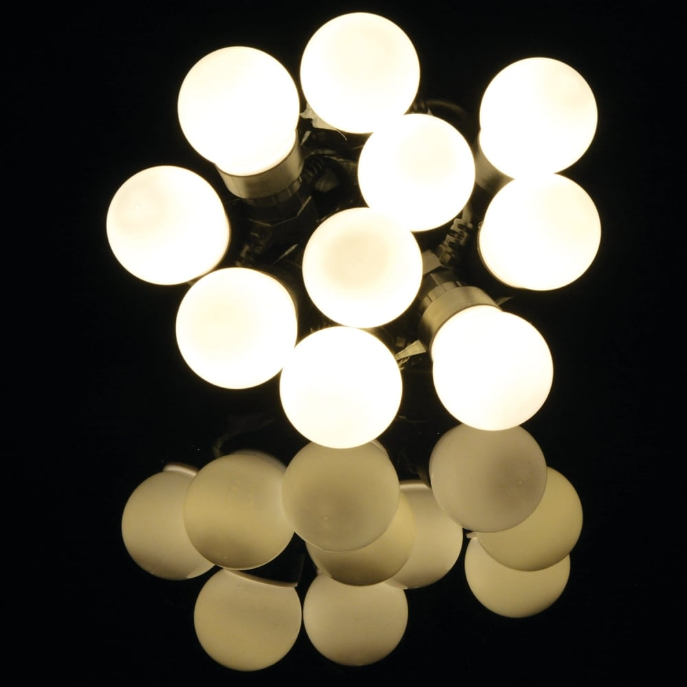 Outdoor Led Festoon Lights Warm White