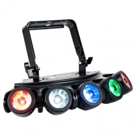 Penta Pix 5-Head Beam Effect With Pixel Zone Control