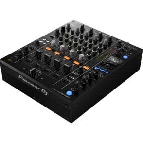 Pioneer DJM-750 Mk2 Professional 4-channel Mixer With Rekordbox DJ DVS License