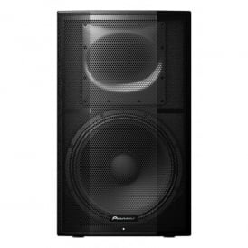 Pioneer XPRS-15 2400W Active PA Speaker with Powersoft Amplification