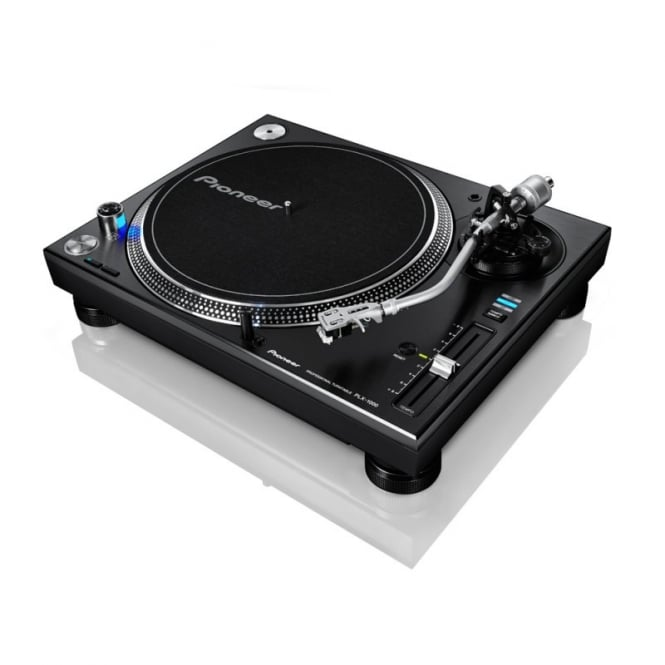 Pioneer DJ PLX-1000 High-torque direct drive professional DJ turntable