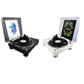 PLX-500 & PLX-500-W Turntable for DJs and vinyl lovers
