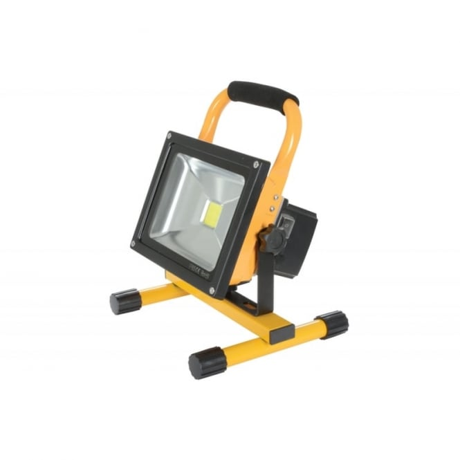 Phase One PORTABLE 20W LED FLOOD LIGHT WITH INTERNAL BATTERY