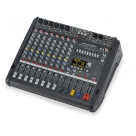 PowerMate 600-3 powered mixing desk