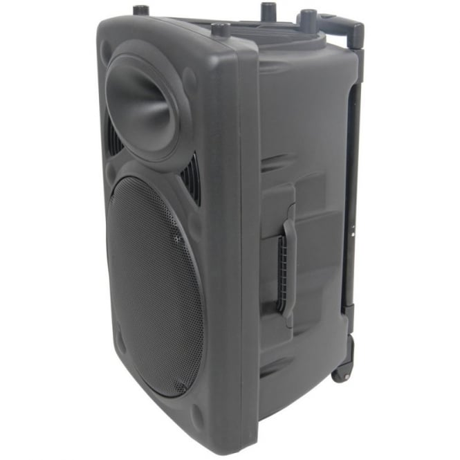 QTX Qr15Pa , Aerobic Battery Powered Portable PA