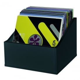 RECORD BOX ADVANCED BLACK 110 Vinyl storage system