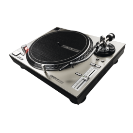 RP-7000 MK2 silver Hi-torque Direct Drive Turntable