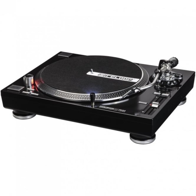 Reloop rp-7000 PROFESSIONAL HIGH-TORQUE CLUB-STANDARD TURNTABLE