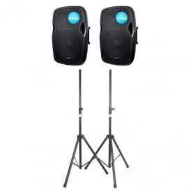 RZ15A V3 PAIR With stands Bundle
