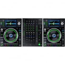 SC5000 MULTIPLAYERS X2 + X1800 PRO MIXER BUNDLE