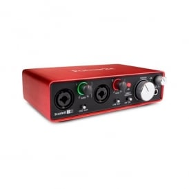 Scarlett 2i2 2nd Generation Audio Interface