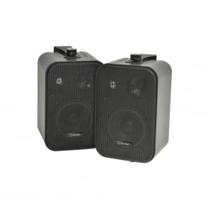 Stereo Background Speakers - PAIR