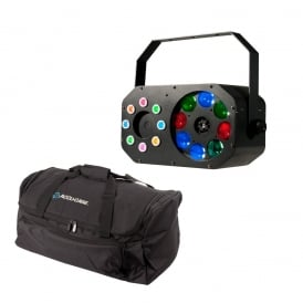 Stinger Gobo LED Lighting Effect & Bag Bundle