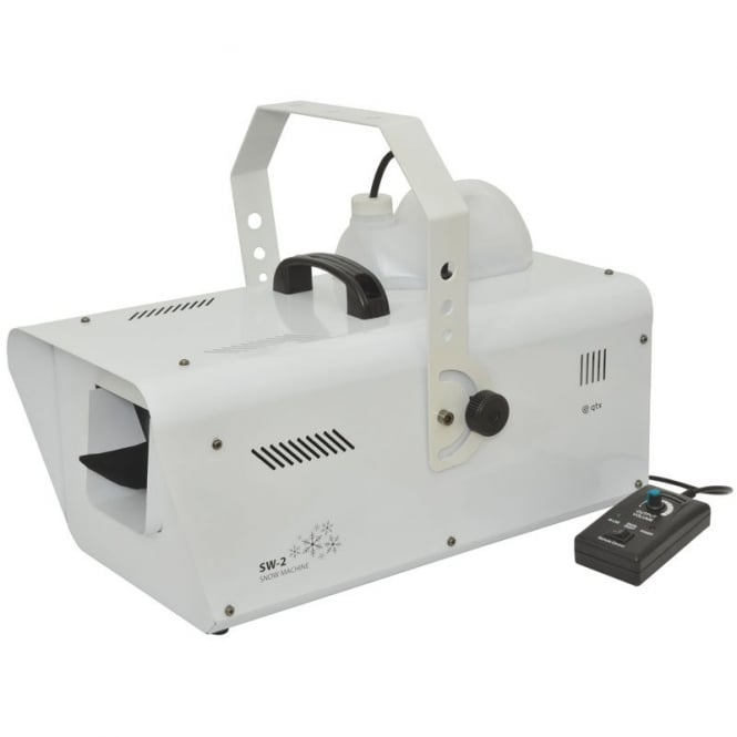 QTX SW-2 Snow Machine 1200W