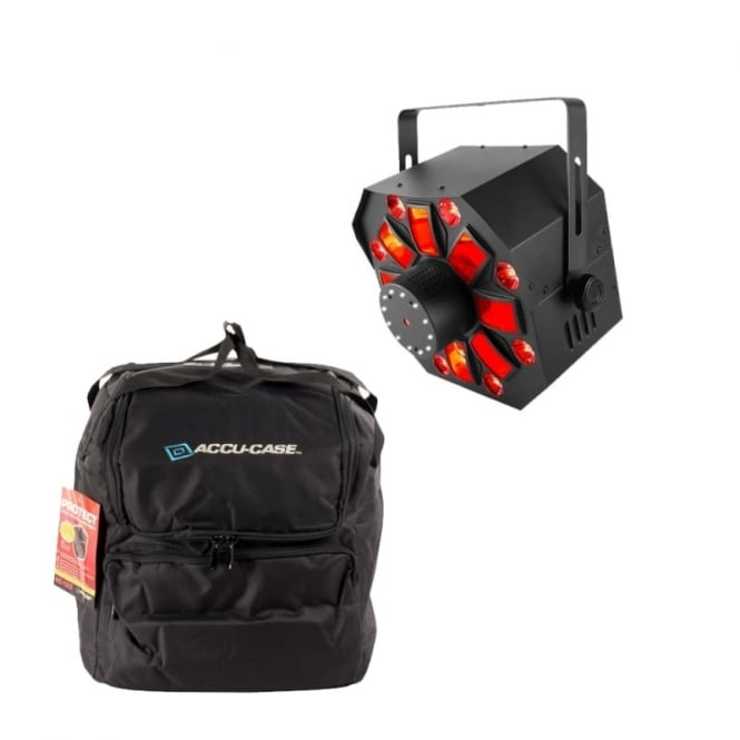 Chauvet Swarm Wash FX & Bag Bundle