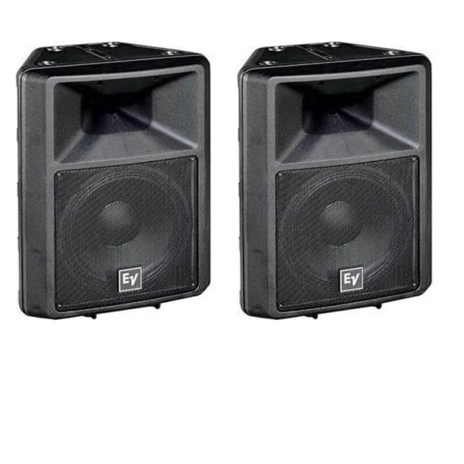 EV Sx300E 12-inch two-way full-range loudspeaker - PAIR Bundle