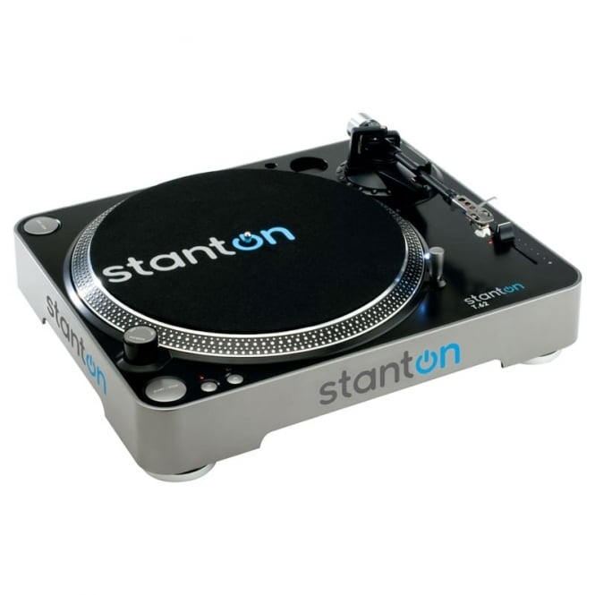 Stanton T.62 direct drive DJ turntable
