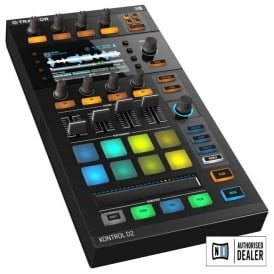Traktor Kontrol D2 Including Traktor 2 software