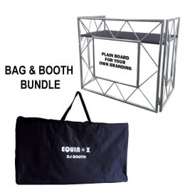 TrussBooth Lightweight, compact and collapsible TrussBooth & Bag Bundle
