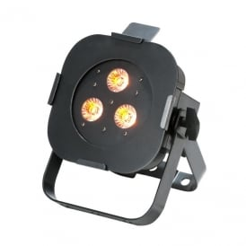 Ultra Hex Par3 10W Tri Led Dmx Par Can